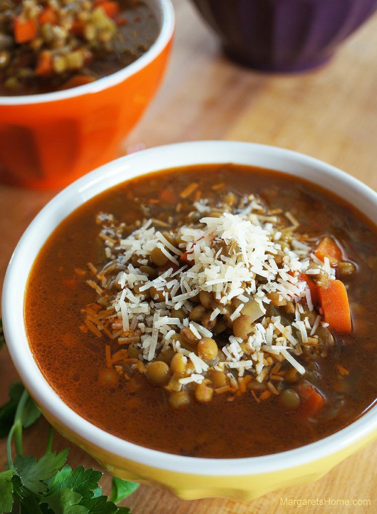 Lentil Soup4