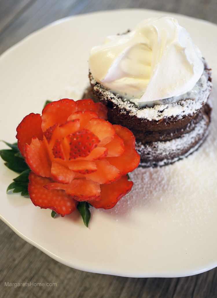 Molten Chocolate Cake3