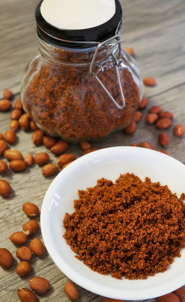Pune Peanut Chutney1