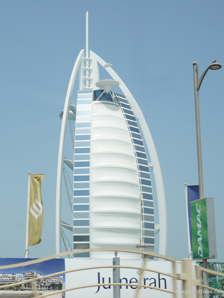 Jumeirah margaret 39 s home for Burj al arab reservation