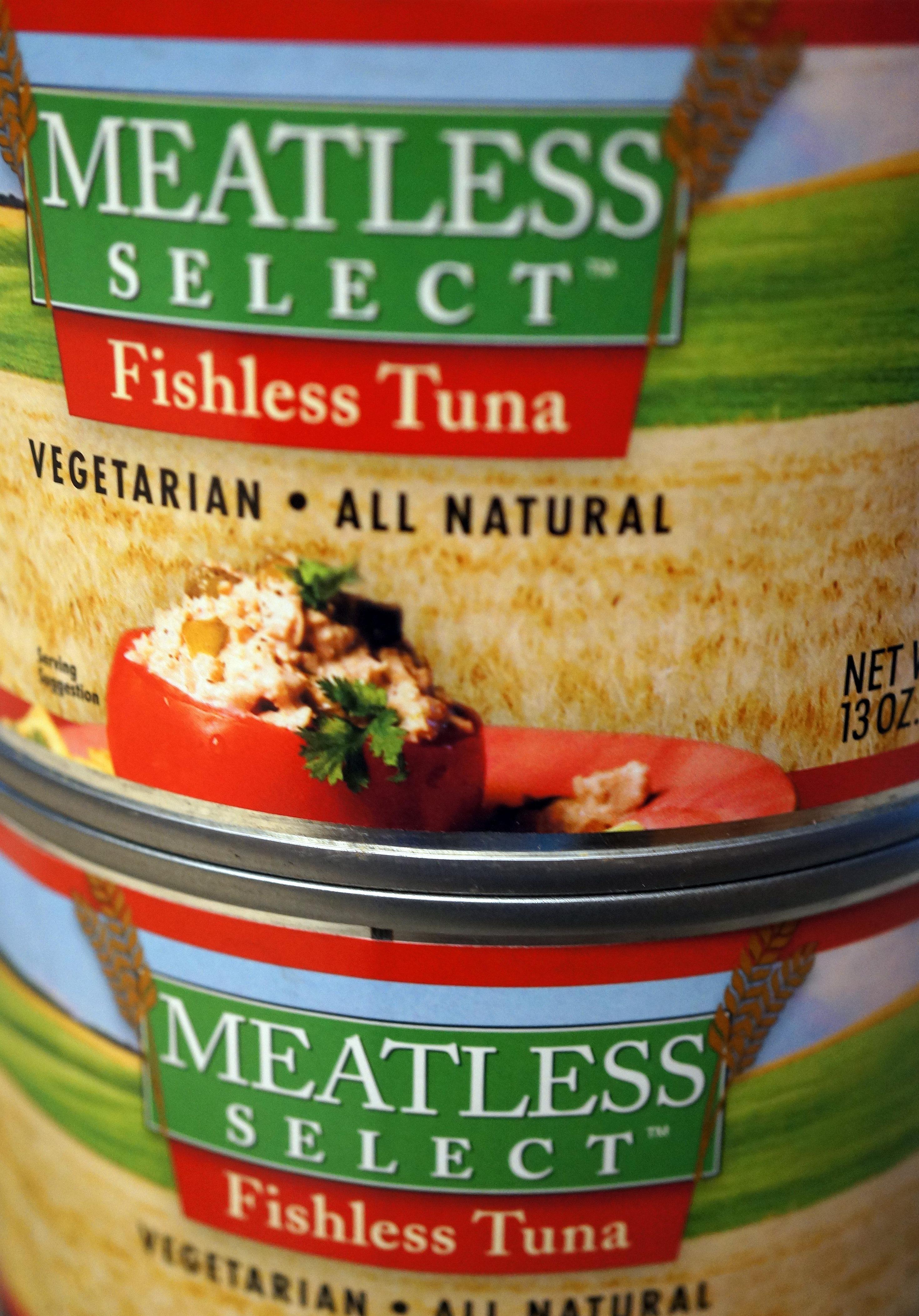 Fishless Tuna Can Pic