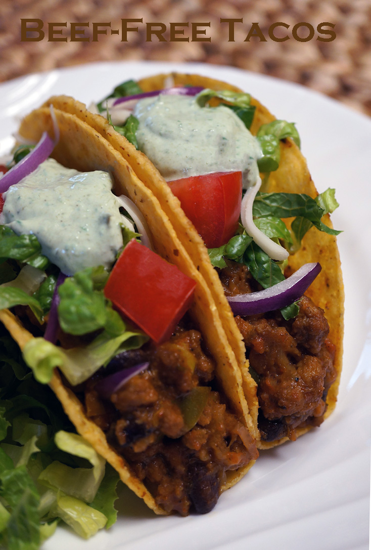 Beef-Free Tacos1