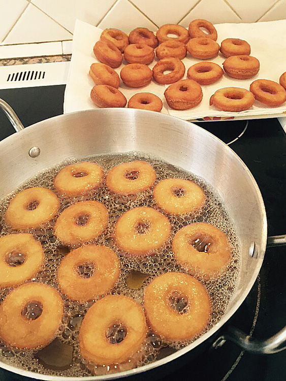 Doughnuts Usha